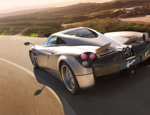 Alternative-Brand Super Cars: Pagani Huayra